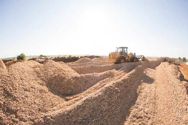 biomassa já é a segunda fonte de energia mais usada do país.