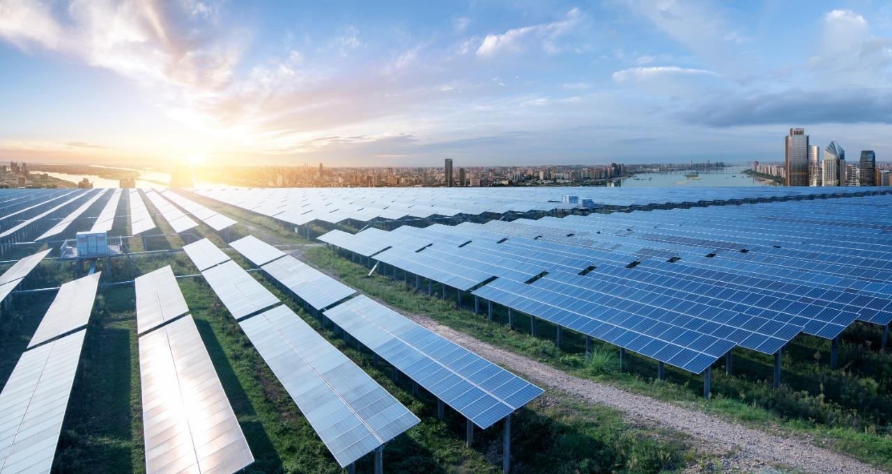 eficiência energética painéis solares